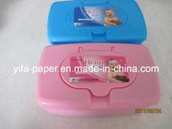 Cuidar do bebê caixa de toalhetes de pacote (BW-038)