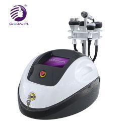 Removedor de ultra-som Emagrecimento Tripolar Máquina de rejuvenescimento da pele de RF