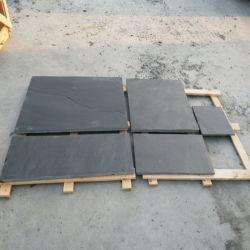 La pierre naturelle pour toit en ardoise noire/Flooring/revêtement mural/paver tuile Pierre de la Culture