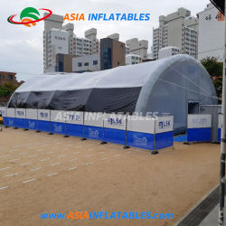 Inflables piscina transparente resistente cubierta, piscina piscina hinchable Dome