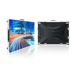 P2.5 2K 4 K Полноцветный SMD 3в1 внутри передней Maintence кривой светодиодный дисплей рекламы светодиодный экран для ТВ станция управления и Studio P2, P3, P4