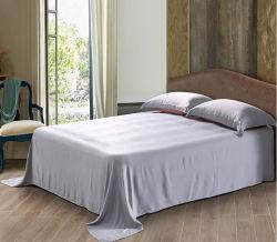 Reeks van uitstekende kwaliteit van het Blad van het Bed van het Beddegoed van het Bamboe de Vastgestelde