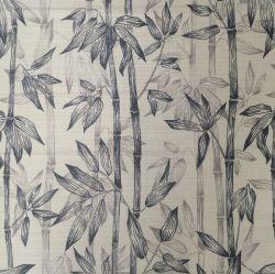 Impresión de transferencia de bambú Tela Tela Upholstert // Sofá/tejido de poliéster para sofás, cortinas y muebles