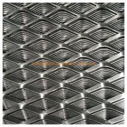 El metal expandido la pasarela/rejilla de metal expandido/Acero Metal Expandido hojas aplanadas/Acero Inoxidable el metal expandido/Metal expandido la malla de alambre