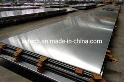 3003 H14 placa plana de aluminio con película protectora de PVC