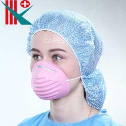 Precio mayorista desechables de alta calidad de polipropileno PP/respirador Nonwoven / Máscara antipolvo, Bfe el 95% 99%, con certificado CE, Single-Use
