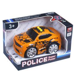 Het plastic Elektrische Stuk speelgoed van het Speelgoed B/O van de Auto Model met Licht & Muziek (10354423)