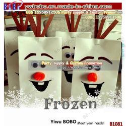 حقيبة ترقية يحبذ حزب حقيبة هدايا ورقة حقيبة عيد ميلاد المسيح عناصر حفلة عيد ميلاد هدية (B1081)