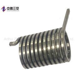 Производитель пользовательские формы торсионная пружина из нержавеющей стали для продуктов