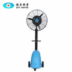 Wasser-Spray-Wasser-Pumpen-Nebel-abkühlender Standplatz-Metalluntersatz-Ventilator