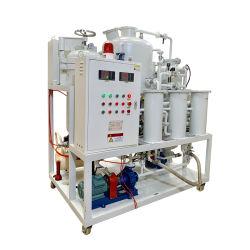 La serie Tys aceite residual de aceite de coco máquina Decoloration purificador del aceite de vacío (TYS-1)