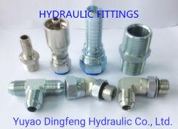 El racor hidráulico (JIC, BSP, TNP, ORFS)
