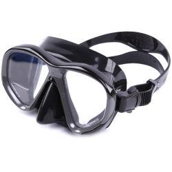 Le verre trempé de haute qualité des masques de plongée de revêtement de rétroviseur