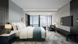 인터컨티넨탈 호텔 베드룸 가구 FF&E 프로젝트를 제공하는 호텔 가구 공장 사용자 지정 수락