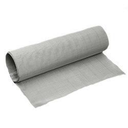 China Leverancier Verzinkt Verruimd Metaal Suqare 304 RVS Mesh Ultra Fine Filter Fabric 5 Micron RVS draadkabel Mesh