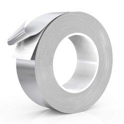 알루미늄 호일 테이프 고온 중부하 작업용 접착제, HVAC 씰링 고온 및 냉기 덕트 테이프, 파이프 금속 수리용