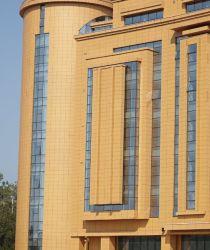 중국의 천연 석재 - 건축 내과 외부 벽