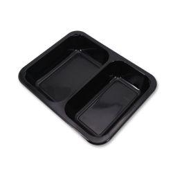 Contenitore di alimento di plastica a gettare di Cpet Ovenable