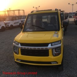 メンテナンス鉛酸バッテリー電気自動車(黄色)なし