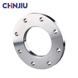 الشفة En1092 نوع 01 Pl RF/FF الفولاذ المقاوم للصدأ المطروق