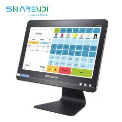 10.4-21,5inch IP65 waterbestendige geïntegreerde capacitieve industriële alles-in-één-paneel Pc-computer touchscreen ondersteuning webcamera 3G 4G 5g Module