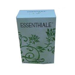 Personalizar 350gsm en relieve de cartón Caja de regalo contenedor Perfume
