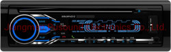 Car Audio Wireless Bluetooth um DVD de carro DIN