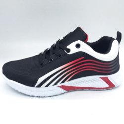 Nuevo estilo de zapatillas de Moda Mujer cómoda Deportes Zapatillas (ZJ20619-4)