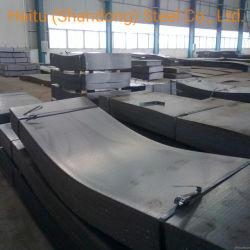 مصنع الصين 25 مم سميك ساخنة ملفوفة ورقة الفولاذ جودة عالية ASTM 5 مم Q235 ورقة معدنية عالية الكربون من الفولاذ للتشييد