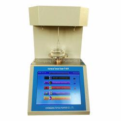 """ASTM D1331 """"Вывод жидкое покрытие решение Platinum поверхности уплотнительного кольца измерителя натяжения"""