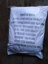 Tierfutter-Zusatz-Zink-Sulfat-Monohydrat-Zufuhr-Grad