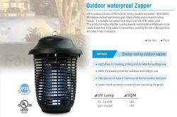 전기 포토카스트모기 킬러 램프 LED 플라잉 버그 트랩 라이트 /Pest Control Photocatalyst Mosquito Killer Lamp