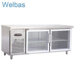 전문 헤비 듀티 키친 기기 상업용 냉동고 업무용 테이블 냉장고