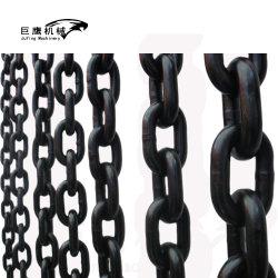 Chain/En818-2 링크 사슬 또는 호이스트 사슬 또는 짧은 링크 사슬 또는 까만 사슬 또는 짐 사슬을 드는 20mn2 합금 강철 G80