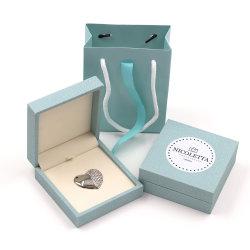 Vakjes van de Vertoning van de Juwelen van het Lint van de Gift van het Document van de douane de Elegante Verpakkende