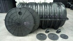 Plastique de haute qualité Septic-Tank fosse septique en plastique avec des prix de gros
