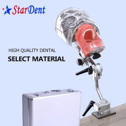 Zahnmedizinisches Zubehör-Phantomzahnmedizinisches Simulations-Hauptgerät für das Zahnarzt-Praktizieren