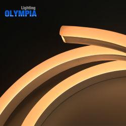 Acuario 12 vatios de luz LED tira de la pared exterior para la decoración
