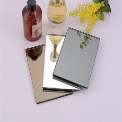 Alluminio/argento/parete/decorativo all'ingrosso/riflettente/galleggiante/strato/specchio di vetro