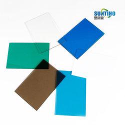 PC landwirtschaftliches Gewächshaus-Sonnenschein-Platten-Polycarbonat-Höhlung-Blatt
