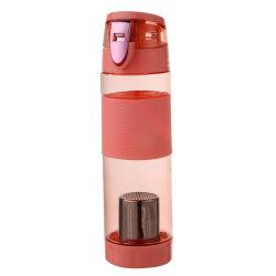 Producto nuevo sin BPA de mineral de plástico de la botella de agua potable alcalina hidrógeno