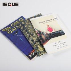 Größen-Papier-Aufbau-Anmerkungs-Buch-Übungs-Buch des Hersteller-kundenspezifisches Drucken-Zapfen-Entwurfs-A5