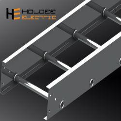 Порошковое покрытие HDP алюминиевого сплава нержавеющей стали316прямая лестница лотка для прокладки кабелей колено крышку цена/размер/вес с аксессуары производителя из Китая
