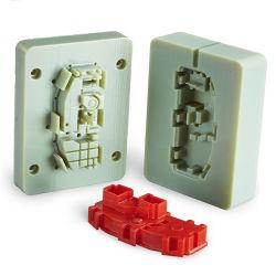 China PP personalizados PE PS PU vários Auto partes separadas de plástico ABS RTV Produto-2 Resina de borracha macia por Fornecedor de vazamento de vácuo do molde de silicone