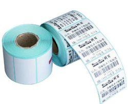 Kundenspezifischer Kennsatz für gedruckte selbstklebende Preise