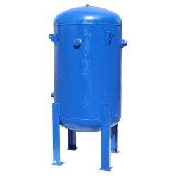 Hpdmc 80 galones de depósito de aire vertical apto para 200 psi con ASME Receptor Compresor de Aire Industrial codificada