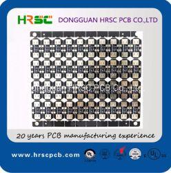 LCD de Raad van PCB voor de Module van de Vertoning met het Groene Masker van het Soldeersel