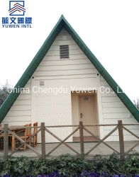 Qualidade elevada Creative elegante estrutura de aço contentor House como Hotel