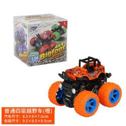Het traagheids vier-wiel-Aandrijving off-Road Stuk speelgoed van de Auto van de Neerstorting van de Auto van de Stunt van de Simulatie van de Kinderen van het Voertuig Model Bestand
