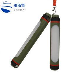 携帯用LEDのキャンプの軽い懐中電燈USB再充電可能な多機能の屋外の働くライト